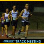 AV Phoenix in actie tijdens Track Meeting