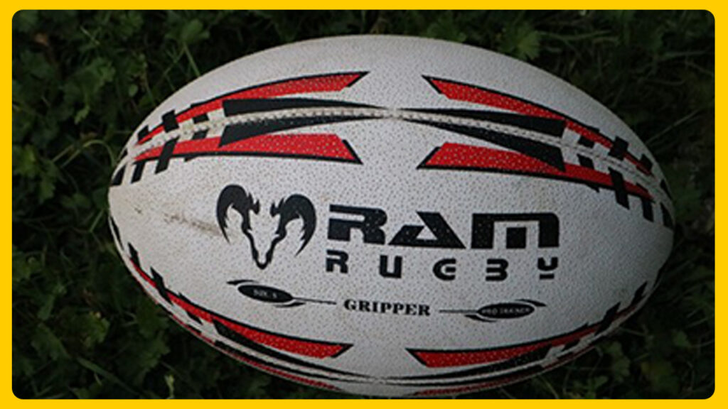 Rugby-clinic voor D-junioren en A2 pupillen
