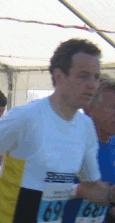Bart wint Saxmundham Rotary 6mile England