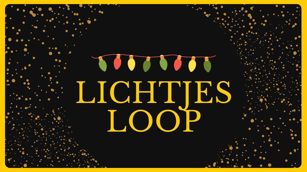 Lichtjesloop 2020 poster