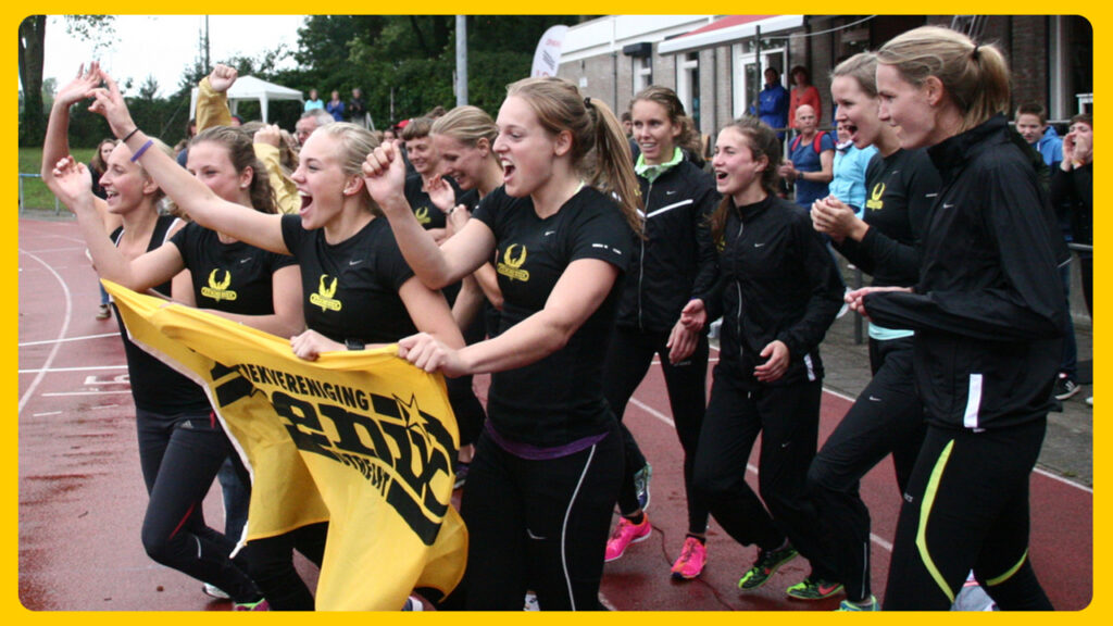 Promotie Phoenix dames naar 1e divisie