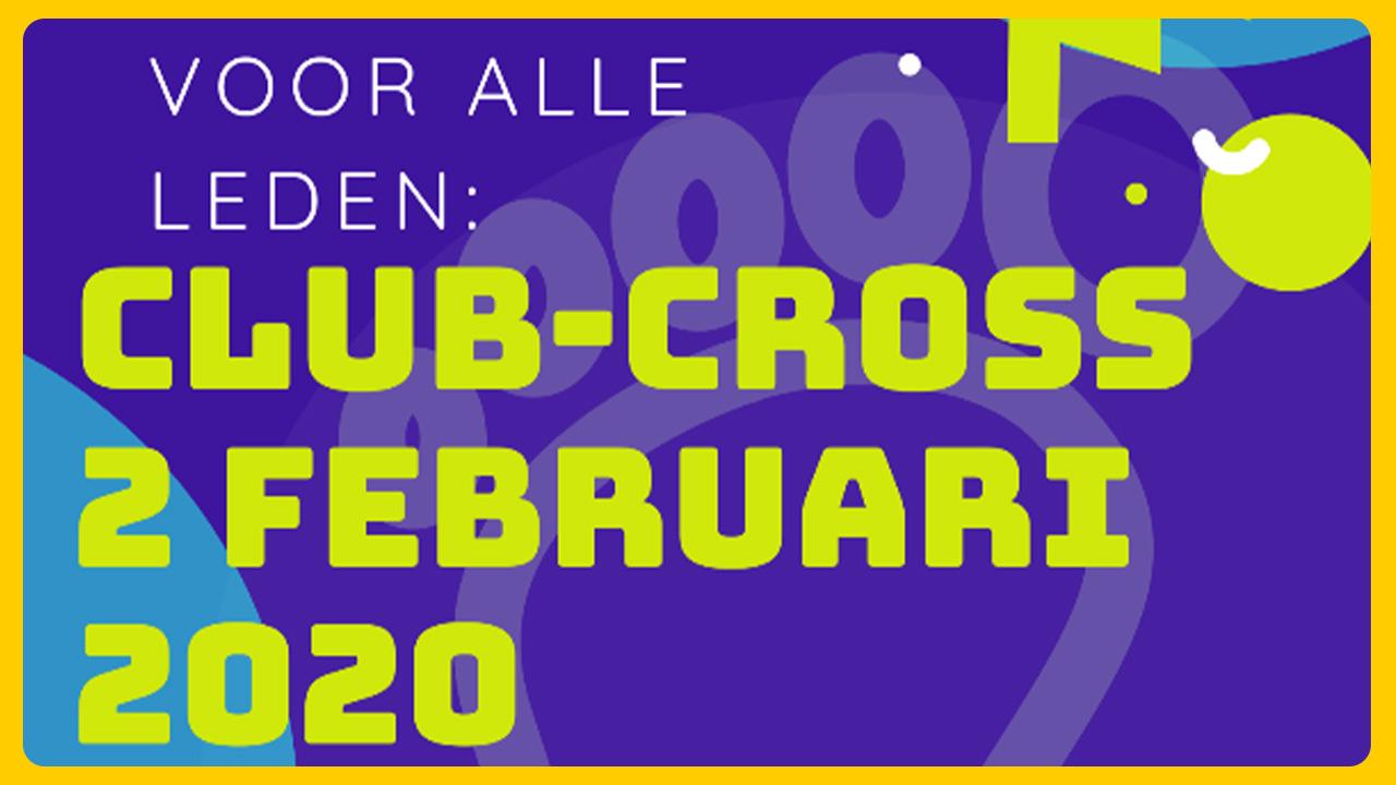 Clubcross 2 februari 2020