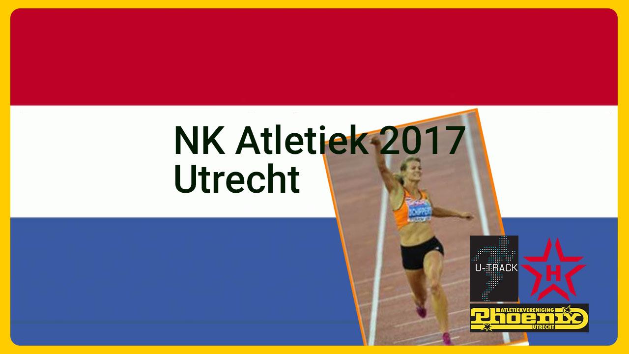NK Senioren in 2017 naar Utrecht