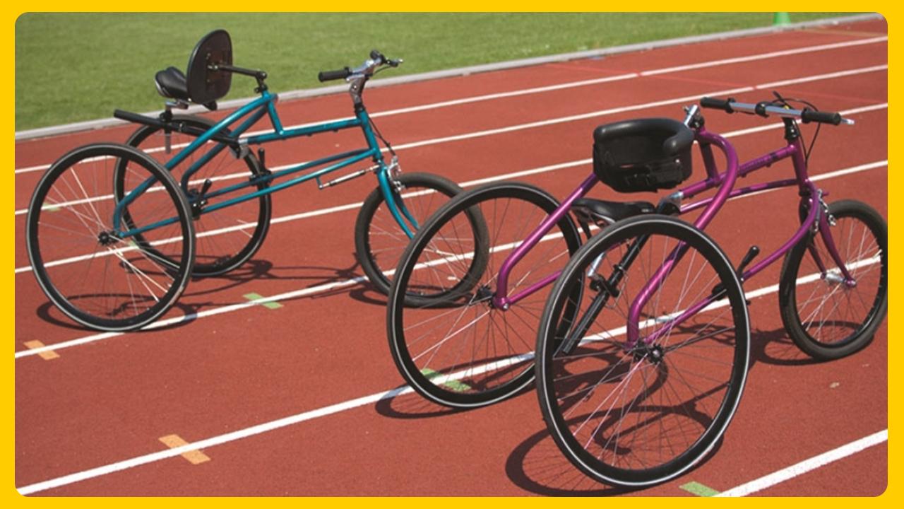 Racerunning clinics op de Mytylschool