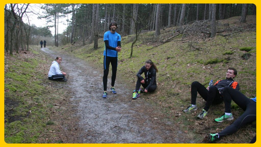 Sprintgroep Mustapha gesloopt in Schoorl