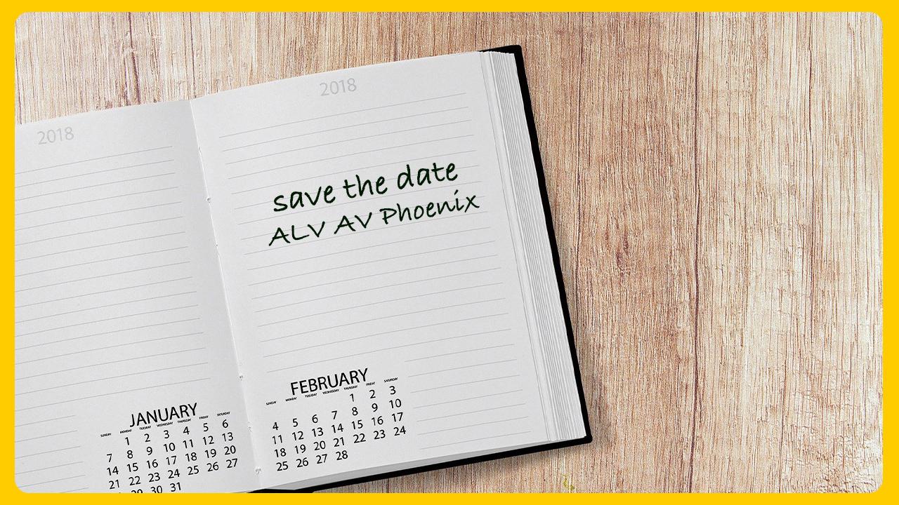 Uitnodiging ALV 5 April