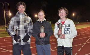 Prestatiebekers 2011 junioren