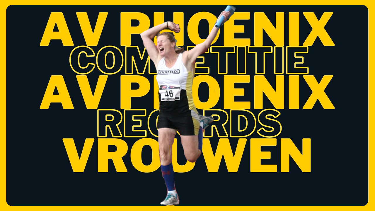 Competitierecords Vrouwen
