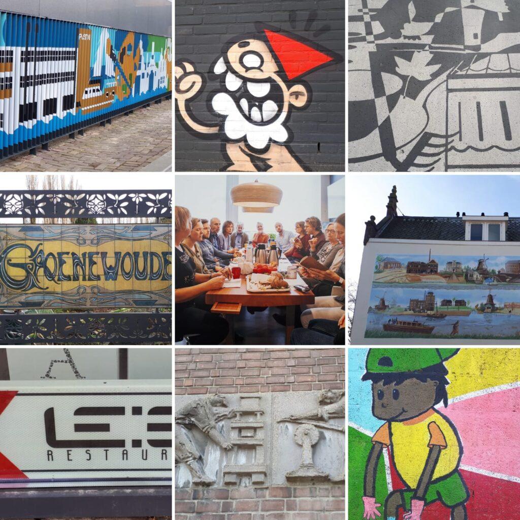 de street art locaties in utecht