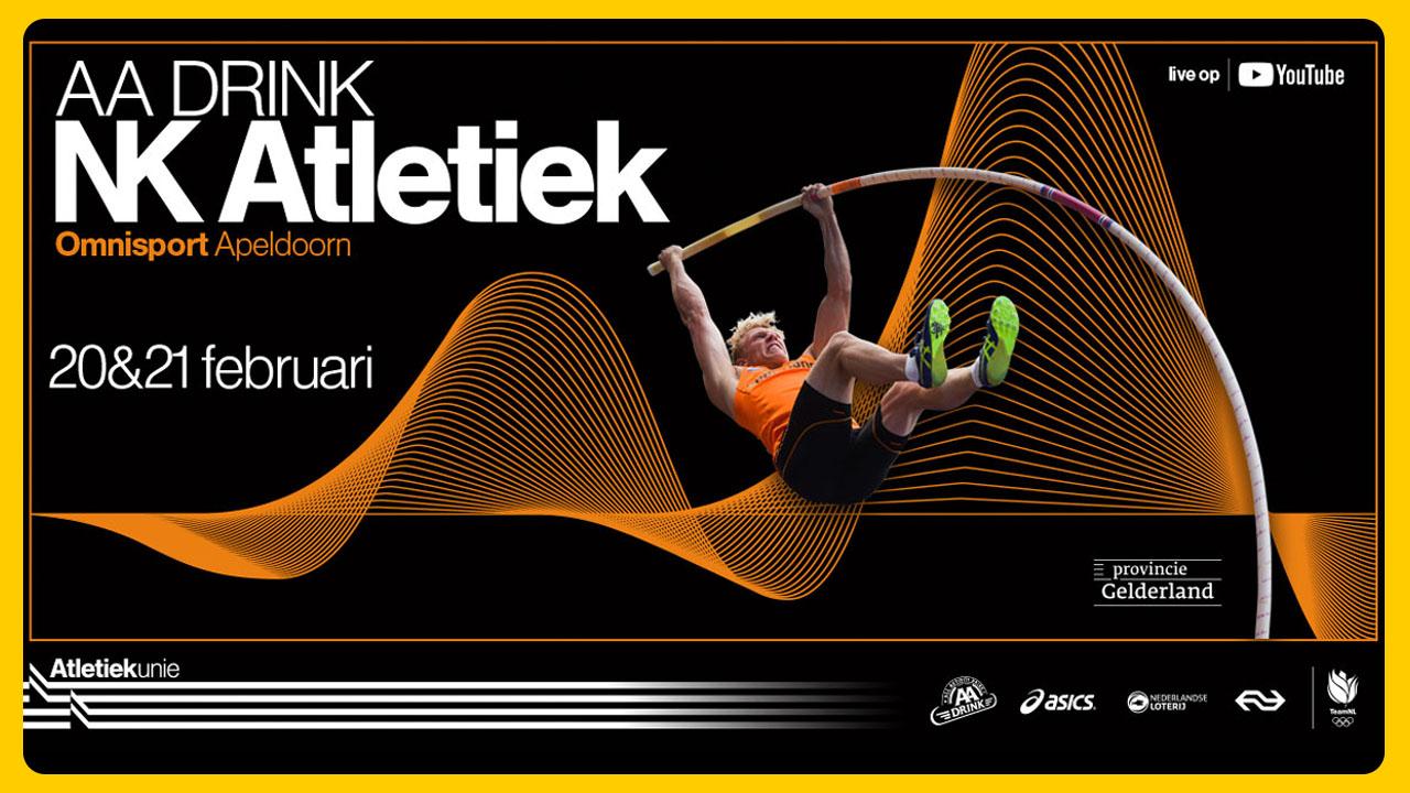 AA Drink NK Atletiek 2021
