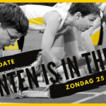X-Match 3: Sprint is in the air op zondag 25 april - schrijf je nu in!
