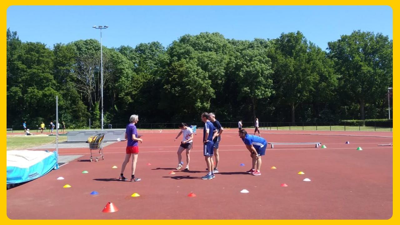 train de trainer voor jeugdtrainers