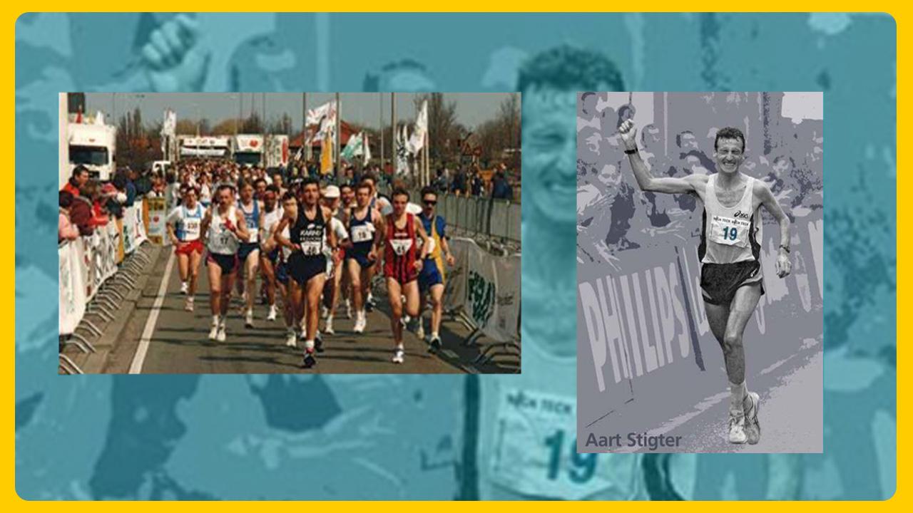 Aart Stigter Paradox van de marathon